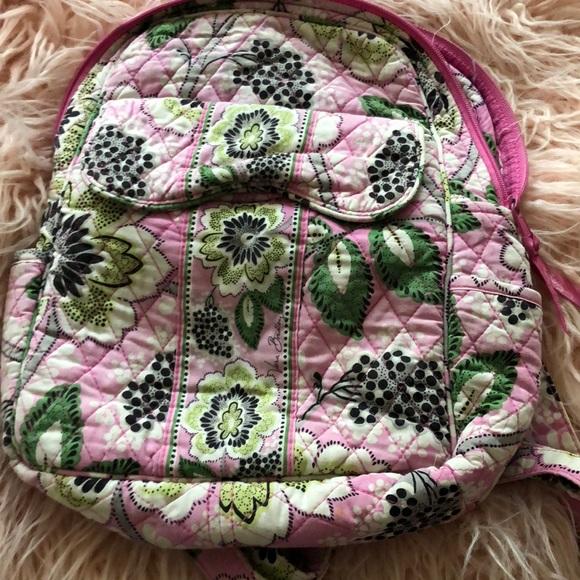 Vera Bradley Handbags - Vera Bradley back pack